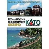 KATO カトー 25-000 Nゲージ・HOゲージ 鉄道模型カタログ 2020