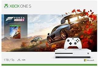 Xbox One S 1TB Console – Forza Horizon 4 Bundle (Renewed)