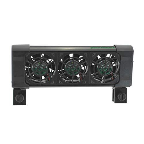 Aquarium/Terrarium Lüftersystem mit 3 Ventilatoren, Kühlgebläse, Cooling Fan, Luftkühlung