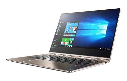 Lenovo Yoga 910 2.50GHz i5-7200U Intel Core i5 di settima generazione 13.9' 1920 x 1080Pixel Touch screen Champagne, Oro Ibrido (2 in 1)