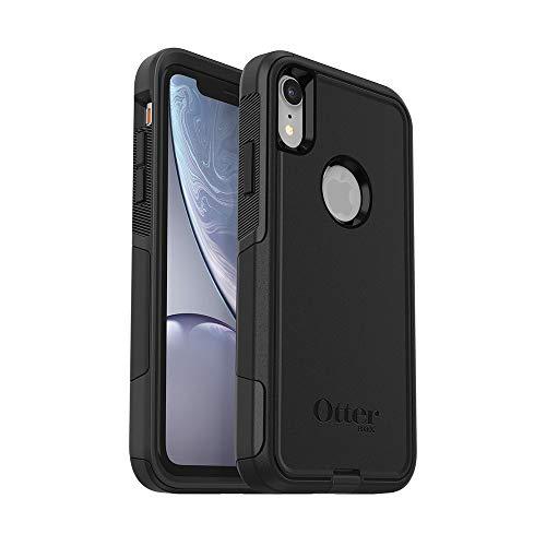OtterBox iPhone XRケース COMMUTERシリーズ BLACK 耐衝撃 ミルスペッ…