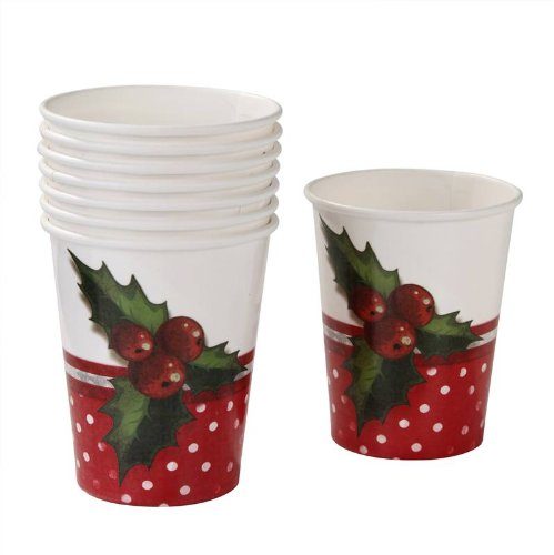 Jolly Holly JH-Cup Set