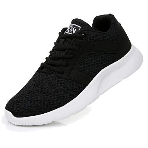Axcone Damen Herren Sneaker Laufschuhe Sportschuhe Turnschuhe Running Fitness Sneaker Outdoors Straßenlaufschuhe Sports Kletterschuhe BW 38EU