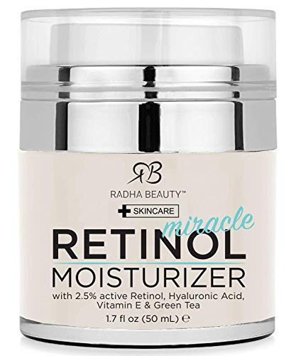 10 best miracle retinol moisturizer radha for 2020