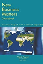 New Business Matters Coursebook: Business English with a Lexical Approach