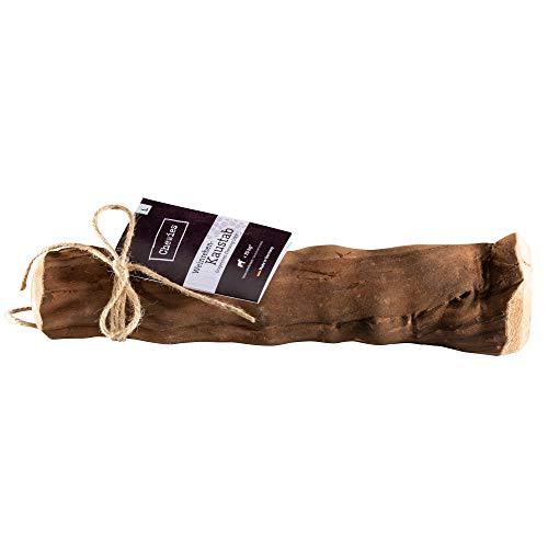 Chewies Kaustab aus Weinreben - Kauknochen und Kauspielzeug für Ihren Hund - natürlich, nachhaltig, mineralstoffreich, Holz ohne Schadstoffe (geprüft) - Größe L: Für Hunde bis 25 kg