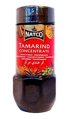 Gludo Canolbwyntio Natco Tamarind 300g - Gludo Canolbwyntio Natco Tamarind 300g