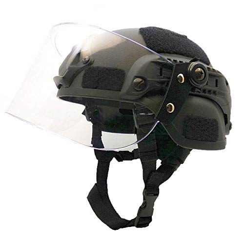 NICEWL Tactical Helmet with Prot...
