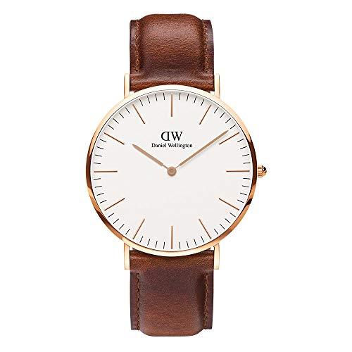 ダニエル ウェリントン DANIEL WELLINGTON 腕時計 DW00100006 DW00600006 ローズゴールド 40mm CLASSIC ST ...