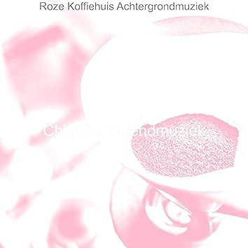 Roze Koffiehuis Achtergrondmuziek