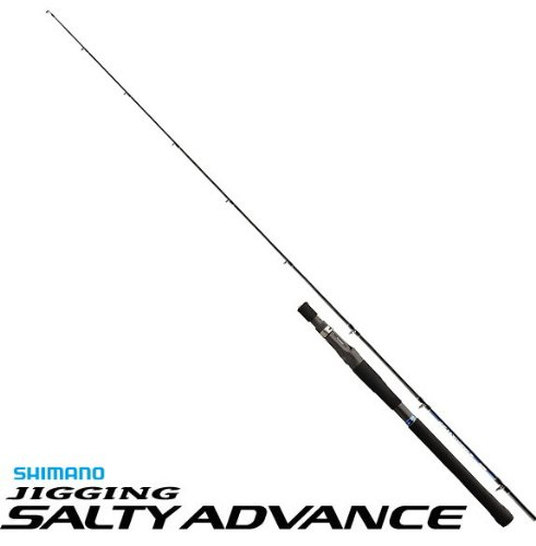 Shimano spinning rod Salty advance jigging S603ML 6.3 Fito