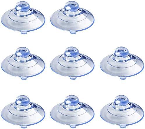 HSTECH 8 Pcs Radar Detectors Suction Cups for Clear Cobra Escort and Beltronics Radar Detector product image