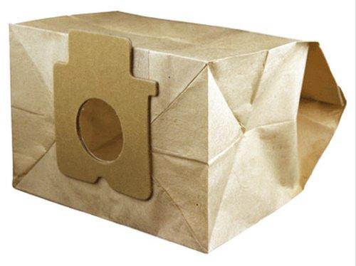 Electruepart C2E - Bolsa para el polvo para aspiradora, paquete de 5, para Panasonic MCE746