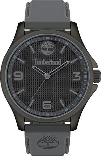 Timberland Orologio Quarzo con Cinturino in Silicone TBL15947JYU.13P