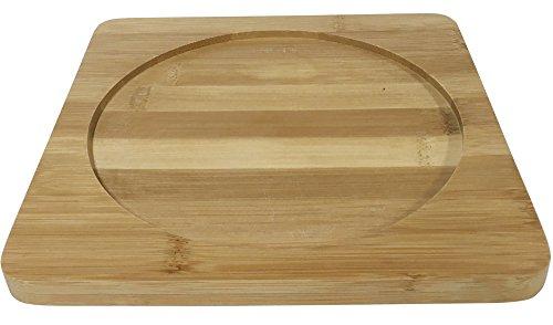 イシガキ産業 グリル名人 丸型用 敷き板 13.5×13.5cm 4060