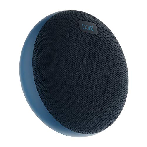 boAt Stone 180 5W Bluetooth Speaker with Upto 10 Hours Playback, 1.75' Driver, IPX7 and TWS Feature(Blue)