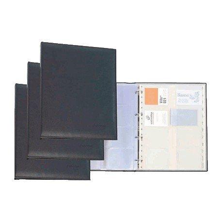 Pardo 202500 - Bolsa de 10 fundas, recambios, 6 tarjetas, A5
