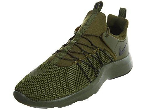 Nike Darwin - Zapato casual para hombre, (verde, negro (Legion Green/Black)), 43.5 EU