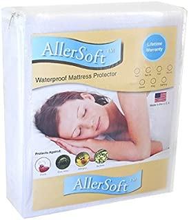Allersoft Hypoallergenic 100% Waterproof Mattress Protector