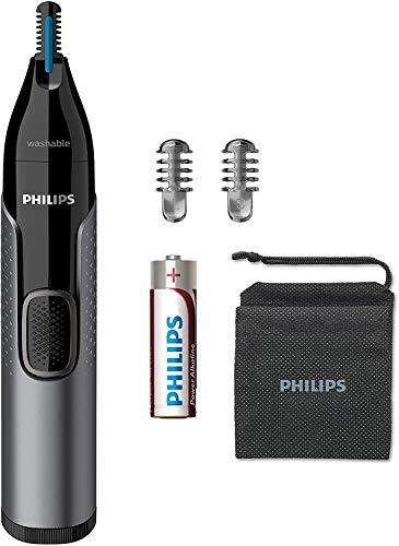 Philips NT5650/16 Nasenhaartrimmer, Serie 5000, wasserdicht, mit Präzisionstrimmer