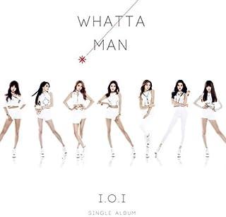 IOI - [WHATTA MAN]1st Single Album CD+Photo Book+1p Photo Card Produce 101 K-POP Sealed
