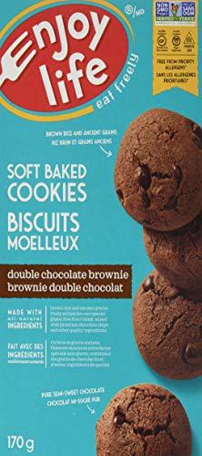 Enjoy Life Double Chocolate Cookies - 6 oz