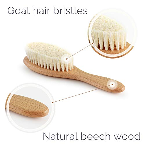 Best baby hair brush