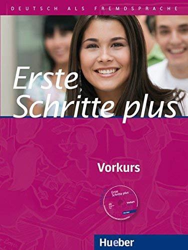 Erste Schritte plus – Vorkurs: Deutsch als Fremdsprache / Kursbuch mit Audio-CD by Daniela Niebisch(22. Februar 2012)