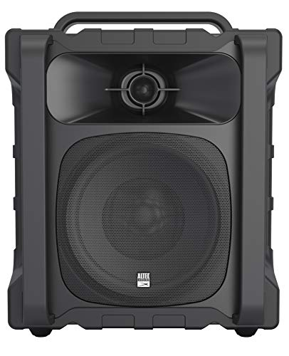 Altec Lansing IMT804N Sonic Boom 2 - Ultimate Waterproof Bluetooth Speaker, IP67 Outdoor Bluetooth Speaker Shockproof, 50 Ft Wireless Range, 20 Hours Battery Life