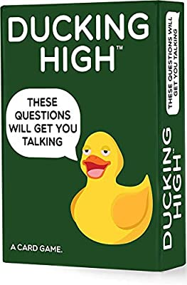 Ducking High - The Adult Novelty Party Game Designed to Enhance Your Night - by What Do You Meme?
