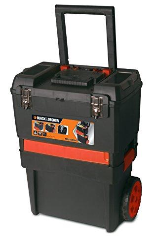 Black+Decker Werkzeugwagen BDST1-70603