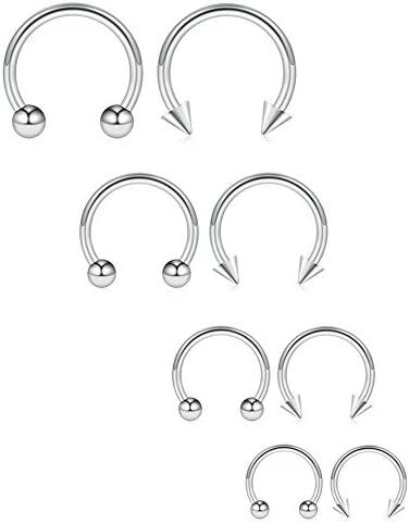 Cheap eyebrow rings free shipping _image1