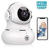 Wifi Camera, Littlelf 1080P Baby Monitor, WIFI IP Camera with 2-Way Audio, Manual