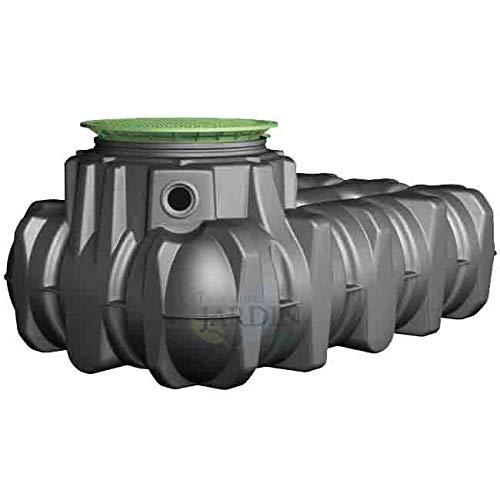 Suinga DEPOSITO POLIETILENO 1500 LITROS. Diseñado específicamente para la recuperación de agua de...