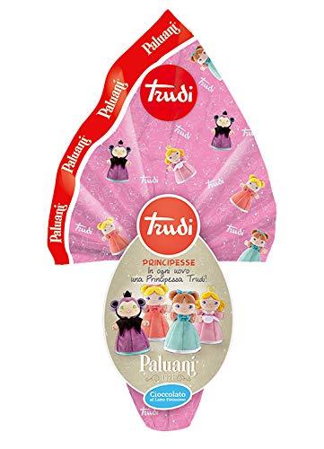 Uovo di Pasqua Trudi Le Principesse Cioccolato al Latte Finissimo