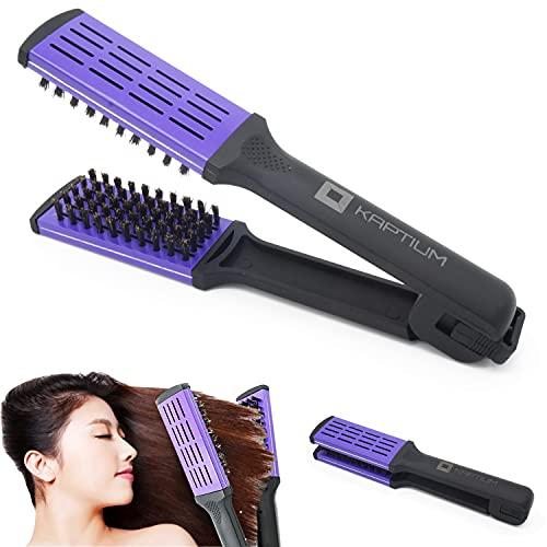 Peine alisador de cabello, Alisador de pelo, Peine para planchar el pelo, Peine plancha, Cepillo plancha pelo, Cepillo alisador pelo mojado, Cepillo plancha, Cepillo para planchar cabello