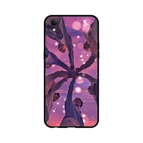 Desconocido Xiaomi Redmi 6A Funda Carcasa Suave Silicona Case Cover para Xiaomi Redmi 6A (Series 52)