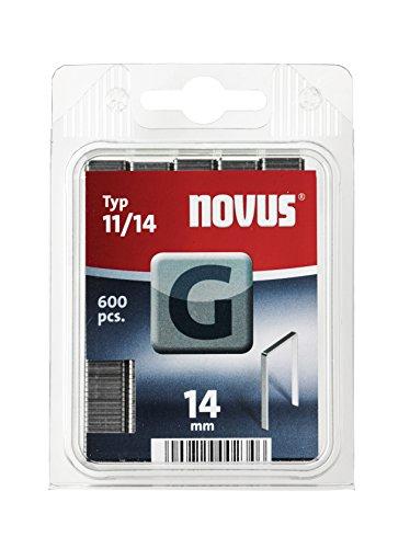 Novus 042-0388 Grapa G 11 14 mm 600 St