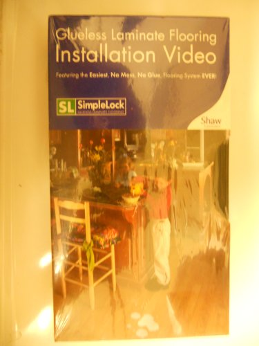 Glueless Laminate Flooring Installation Video