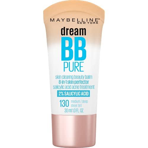MAYBELLINE Dream Pure BB Cream - Medium/Deep 130