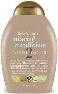 Ogx Conditioner Niacin 3 & Caffeine 13 Ounce (384ml) (2 Pack)