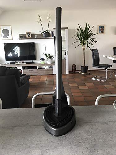 proWIN V7 WC Cleaner Anthrazit/Metallic Schwarz
