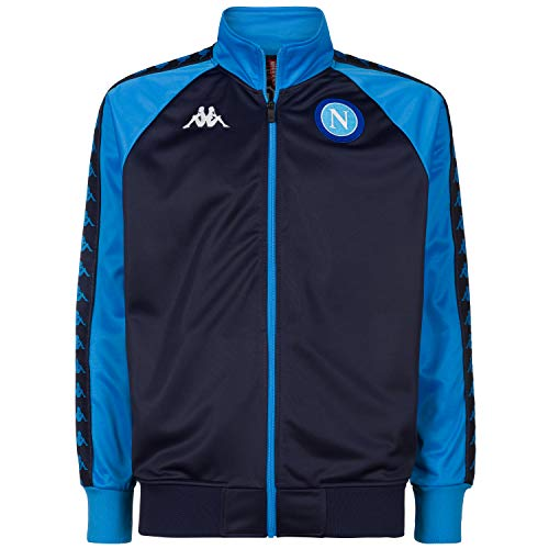 SSC NAPOLI Retro Sweatshirt für Herren M Blue Marine