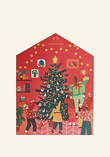 The Body Shop Big Adventskalender 2020