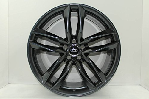 Original Audi A5 8T S5 Cabrio Felgen Satz 8T0601025DF 20 Zoll 817-A4