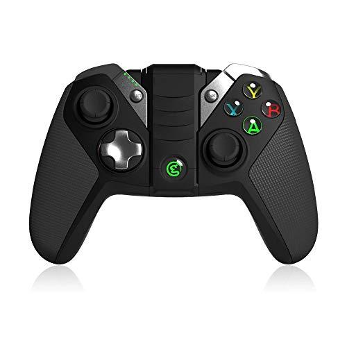 AMRT Gamepad USB Filaire Gamepad contrôleur de Jeu Manette de Jeu Bluetooth 2.4G Wireless Entertainment Jeu Vous Pouvez opérer confortablement (Color : Black, Size : One Size)