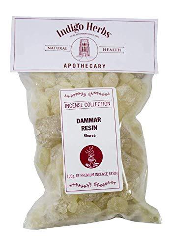 Indigo Herbs Résine de Dammar 100g