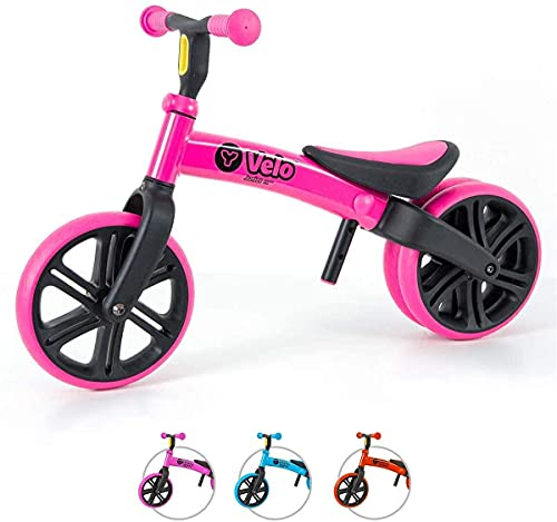 Yvolution 101050, Bicicletta. Bambino, Rosa, Y Velo Junior 9'