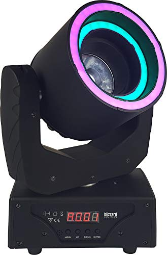 Fantastic Deal! Blizzard Lighting Hypno Beam, Black