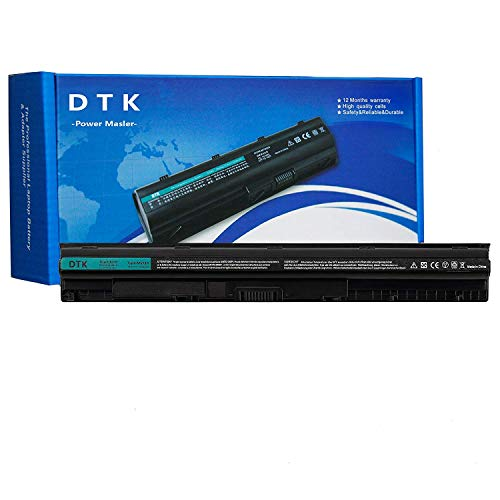 Dtk Laptop Battery M5Y1k for Dell Inspiron 14 3000 N3451 3551 5000/15 3000 3458 3451 5458/15 3000 5451 5455 3558 5551 5555 5558 5758 ; Vostro 3458 3558 [14.8V 2400MAH]